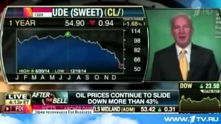 В США зафиксирован первый случай банкротства компании по добыче сланцевой нефти и газа(, 2015-01-09T18:42:11.000Z)