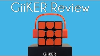 Xiaomi GiiKER Smart Cube Review