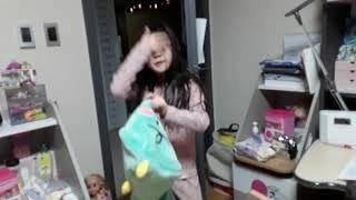 삼총사의 파자마파티♡♡…