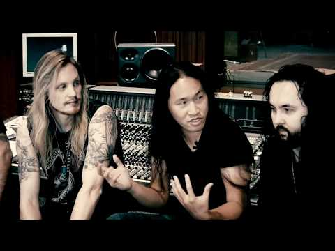 "DragonForce about ""Reaching Into Infinity"" - Part 1"