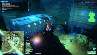 Planetside 2 Beta PC 2012 - Gameplay 2 [HD]