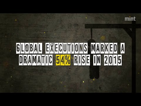 Global executions up by 50%; Pakistan among top 3 countries: Amnesty