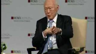 2009 Lee Kuan Yew School of Public Policy - 5th Anniversary Gala Dinner