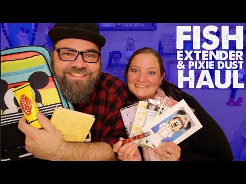 Disney Cruise Fish Extender & Pixie Dust Haul!