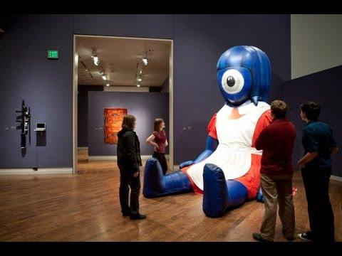 Heroes and Monsters Exhibit BYU Museum of Art