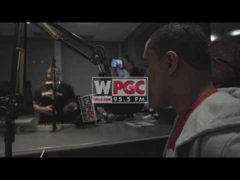 Modest - Interview W. WPGC (95.5)