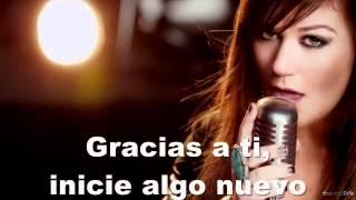Stronger (What Doesn't Kill You) - Kelly Clarkson subtitulada en español