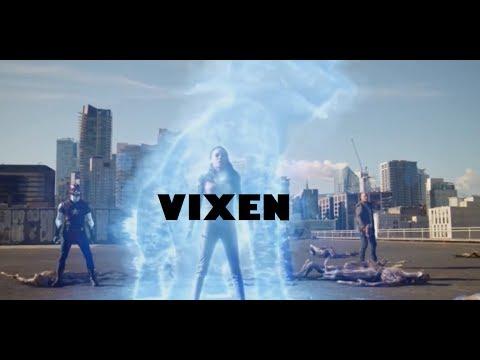 Vixen Transformation Scenes | Legends of Tomorrow [HD]