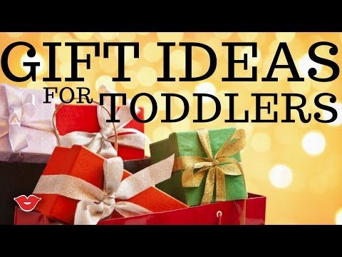 Gift Ideas for Toddlers! | Jaimie from Millennial Moms