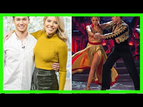 is mollie king dating aj from strictly
