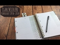 Plan With Me   February 20th - 26th   Inkwell Press Planner