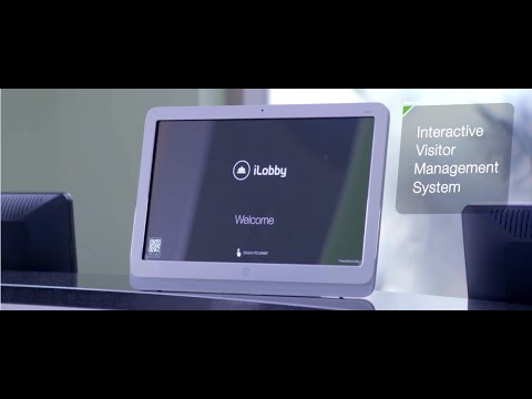 Ilobby Visitor Management System Youtube