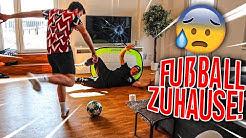 EPISCHE FUßBALL CHALLENGE ZUHAUSE!