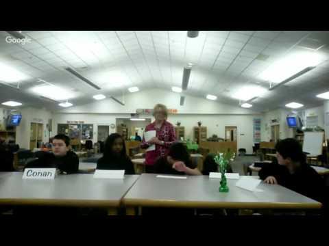 Mock BOB with Bertie Middle School