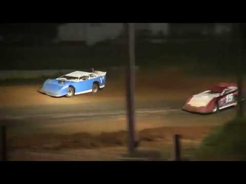 9-1-18 Late model feature Southern Raceway
