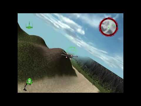 Star Wars Rogue Squadron 3D Part 2: Barakesh Blunders |
