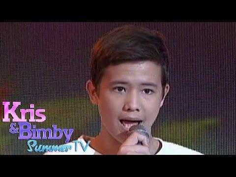 JK Labajo sings Calvin Harris' Summer