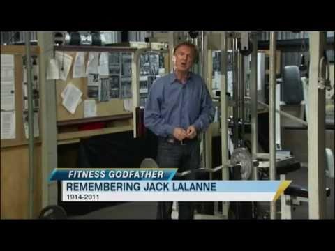 Jack Lalanne, Fitness Guru, Dies 1/24/2011
