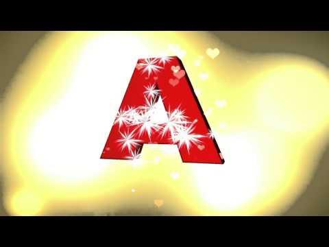 Алфавит для малышей   Буква А