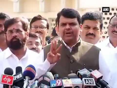 CM Devendra Fadnvis Declaring Toll Free Maharashtra