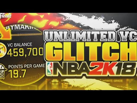 NBA 2K18: 2K LOCKERCODES! 20K VC PER CODE! MAKE 100K VC IN ONE MINUTE *WORKING* FOR PS4 XBOXONE &PC!