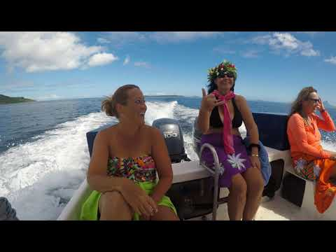 Paul Gauguin French Polynesia Cruise Day 11 & 12 - July 11,12- 2017