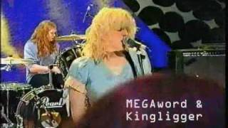 HOLE BEAUTIFUL SON [COURTNEY LOVE] THE WORD 1992