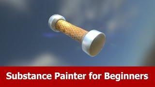 Substance Painter Beginner Tutorial