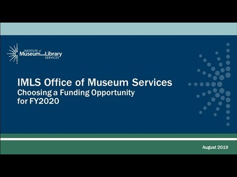 Inspire! Grants for Small Museums | Institute of Museum and