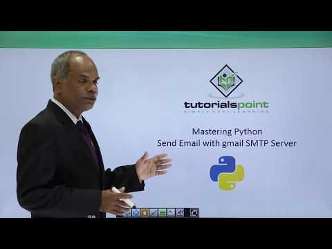 Python - Sending Email With Gmail SMTP Server