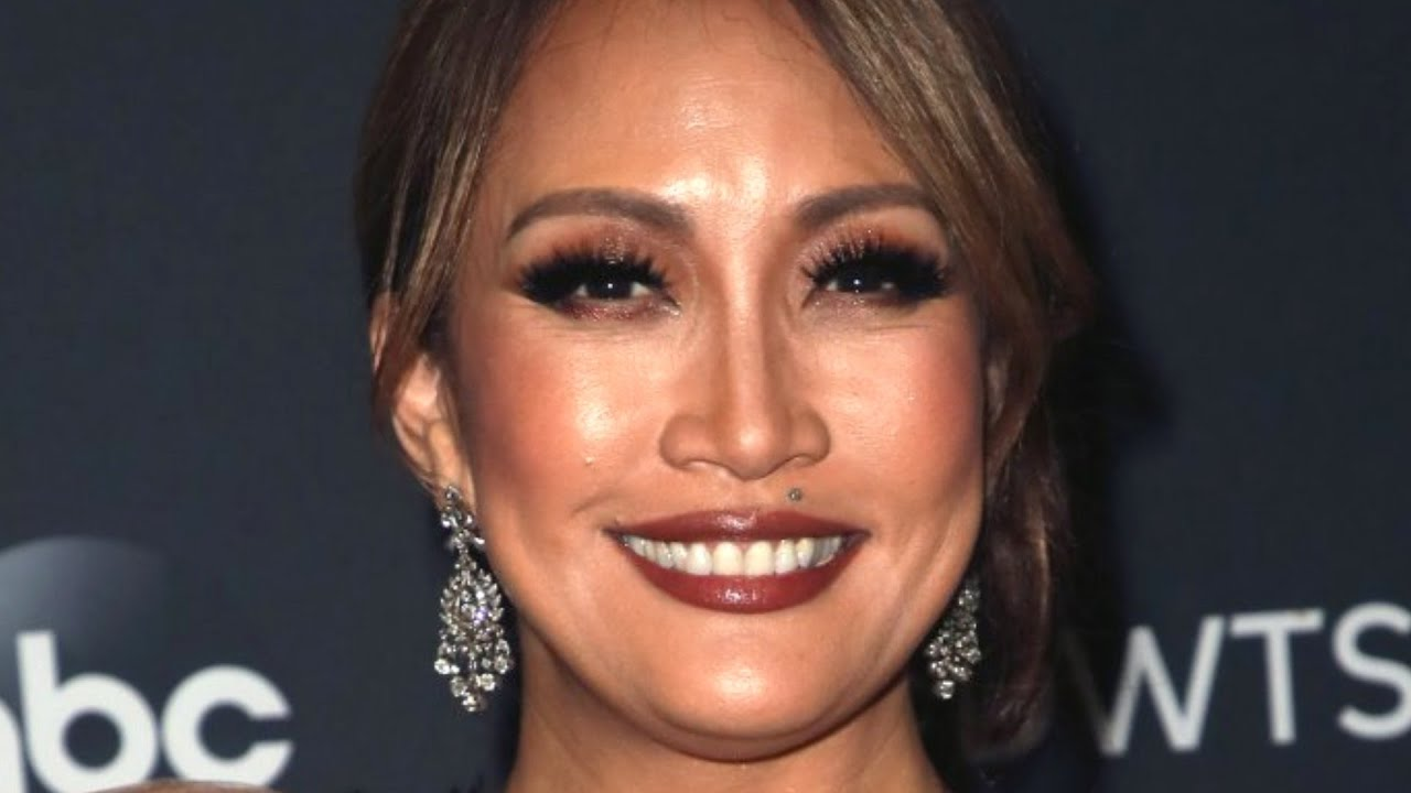 Here's Why Carrie Ann Inaba Is Wearing Wigs On Dancing With The Stars