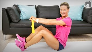Shape and Strength Fitness Workout mit Corinna Frey