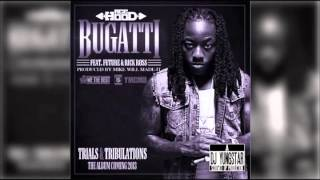 Ace Hood ft  Future & Rick Ross   Bugatti Chopped & Screwed by DJ Yungstar