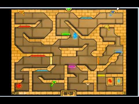 Fireboy And Watergirl 2 In Light Temple Cool Math Level 24