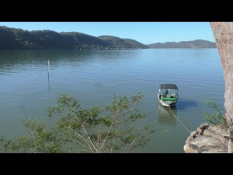 Dangar Island and the Hawkesbury River