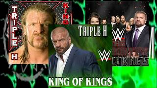 Jim Johnston - WWE: King of Kings (Triple H) [feat