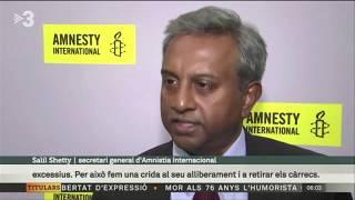 Amnistia Internacional Informe - Espanya