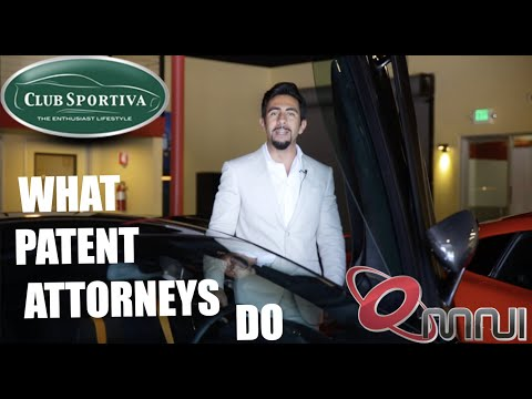 What do Patent Attorneys do?