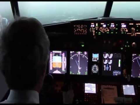 fear of flying retired flying in flight simulator
