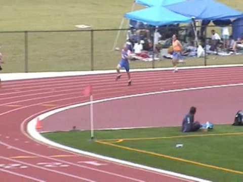2009 Lions 200m Bennett