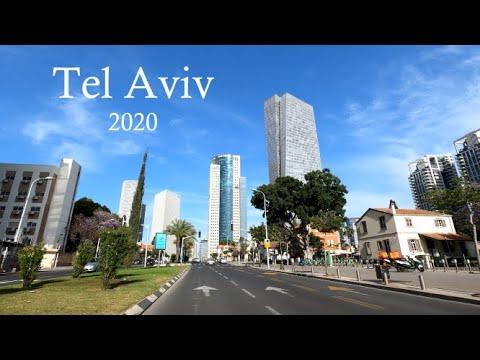 Download Driving Grand Tour Tel Aviv  2020 הנסיעה הכי ארוכה בתל אביב