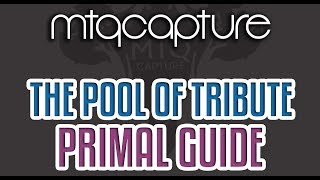 The Pool of Tribute - Lv.63 Trial Guide