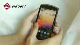 droidSans Review: Acer CloudMobile S500 (in Thai)
