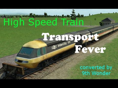 Transport Fever - British Rail Class 43 HST (Mod)
