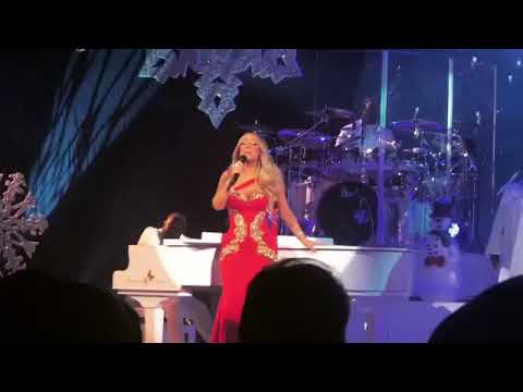 Mariah Carey - Joy To The World (Live Opening Night 2017)