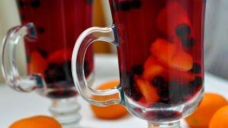 Домашние видео-рецепты - фруктовый напиток в мультиварке