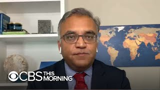 Dr. Ashish Jha on rising COVID-19 cases in the U.S.
