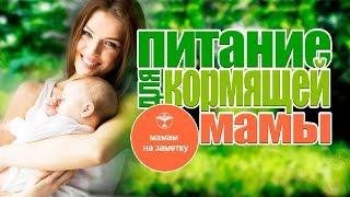 Питание для кормящей мамы. Беременность, грудное вскармливание - очищение.
