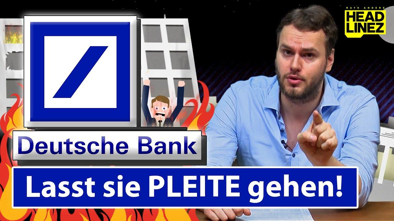 Woran ging die Deutsche Bank zugrunde?