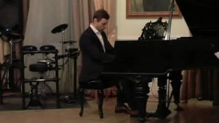 Бородин Илья – «К Элизе», Бетховен